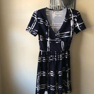 Super Stretchy A-line Dress